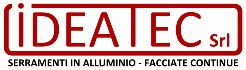 Ideatec S.r.l. - Serramenti in alluminio, facciate continue